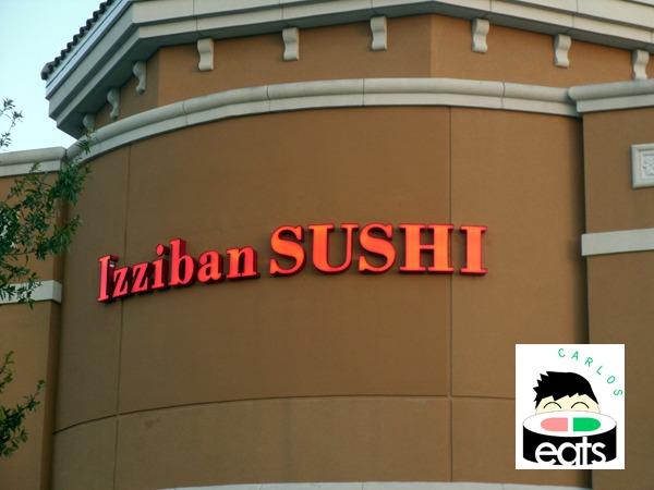 Izziban Sushi (Orlando)
